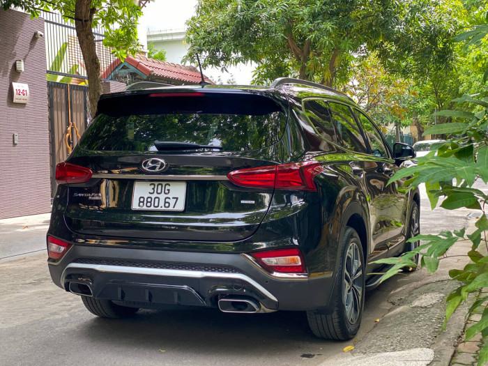 Santafe 2.4L Premium 2019