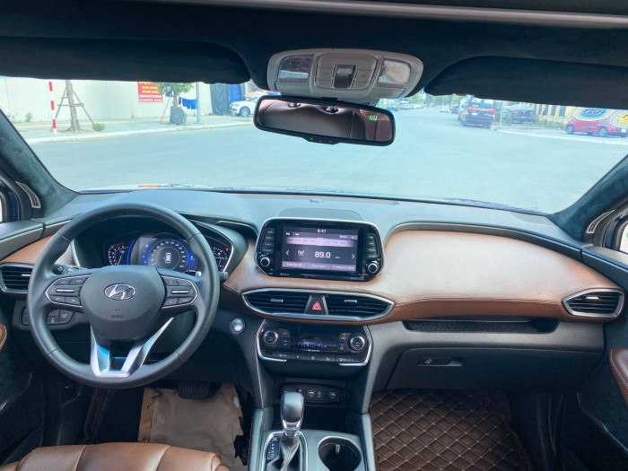 Hyundai Santafe 2.4 HTRAC 2019