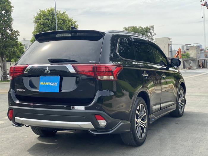 Mitsubishi Oulander 2.4 Premium 2018